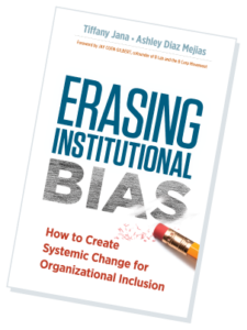 Erasing Institutional Bias Book Cover