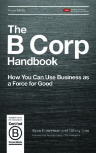 The B Corp Handbook Cover