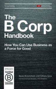 The B Corp Handbook Cover