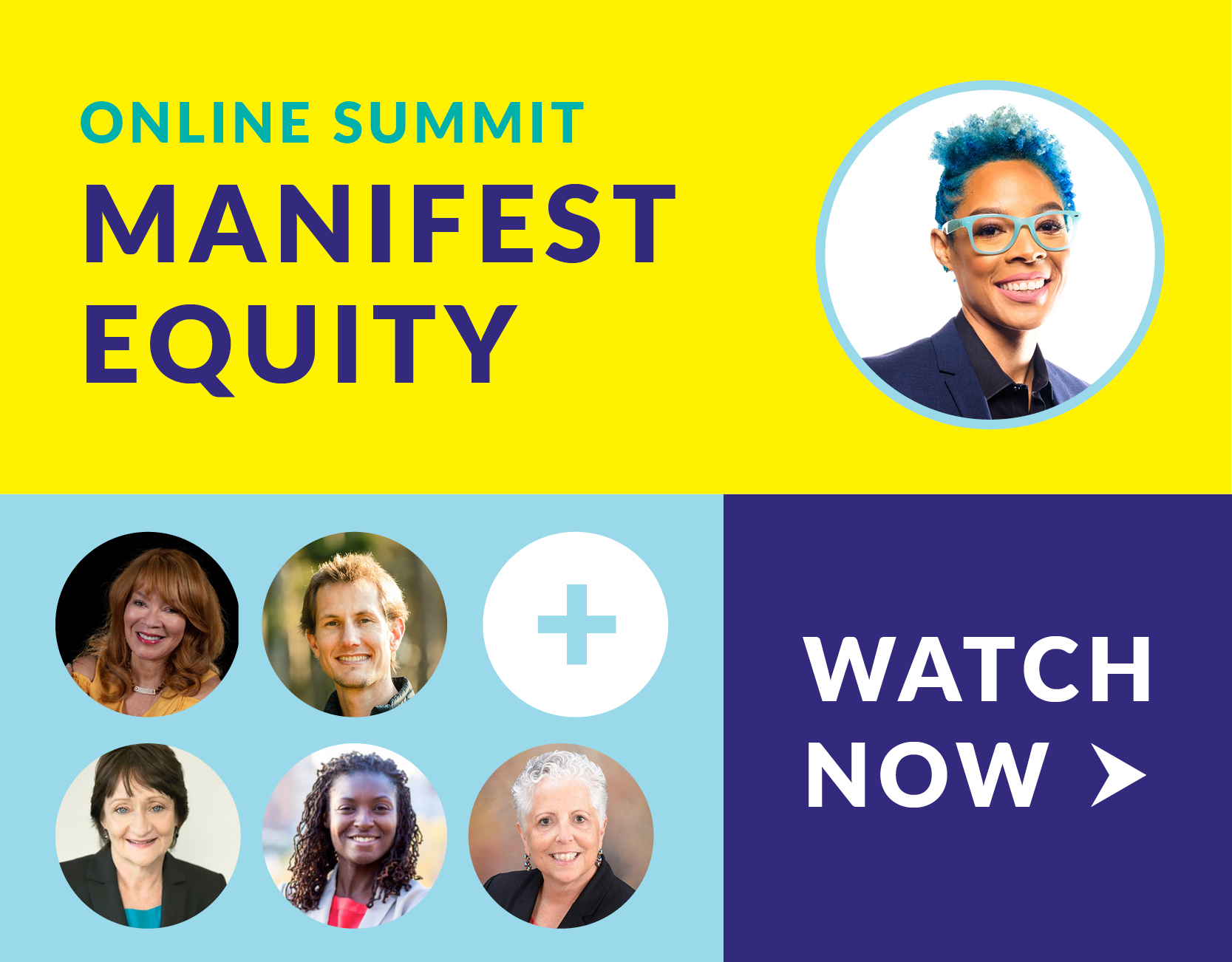 Click to Watch the Manifest Equity Online Summit Now