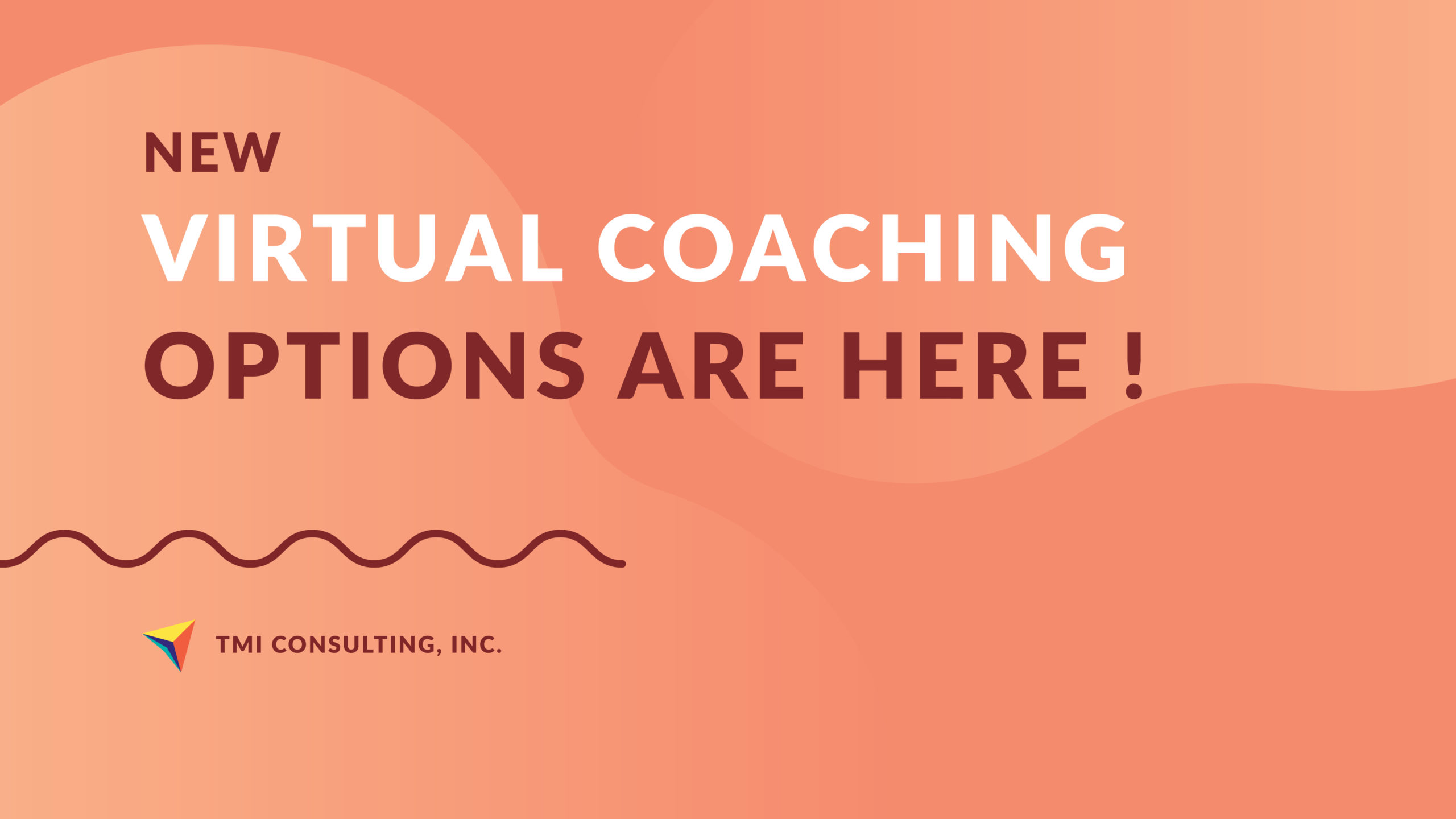 new virtual coaching options are here.