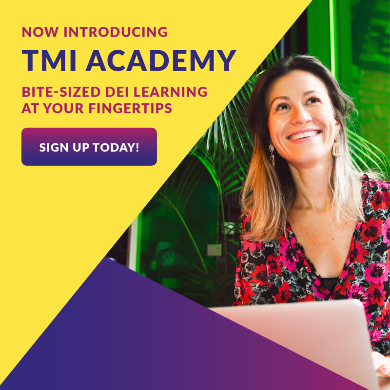 Meet TMI Academy, Bite-sized Learning at your fingertips. Join today!